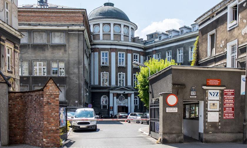 Badania realizuje szpital przy ul. Długiej, ale w budynku przy ul.Szamarzewskiego.