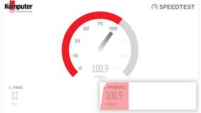 Speedtest - sprawdź szybkość internetu bez instalowania aplikacji
