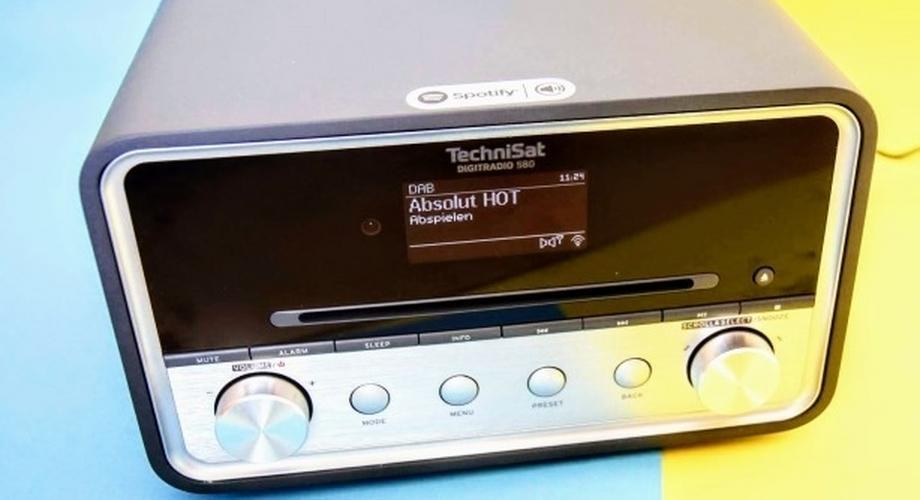 Technisat Digitradio 580 im Test: Der graue Alleskönner