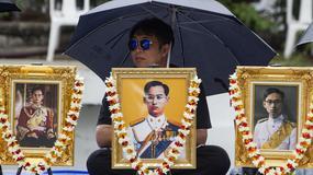 Tajlandia żegna ukochanego króla Bhumibola Adulyadeja rok po jego śmierci