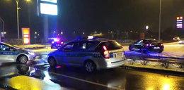 Policjanci udaremnili nielegalne wyścigi
