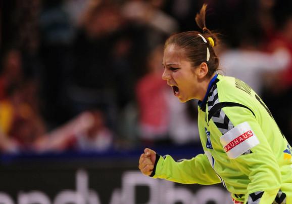 Priznanje za reprezentativku Srbije: Jovana Risović