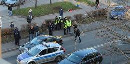 Pościg w centrum Opola! Ranny policjant