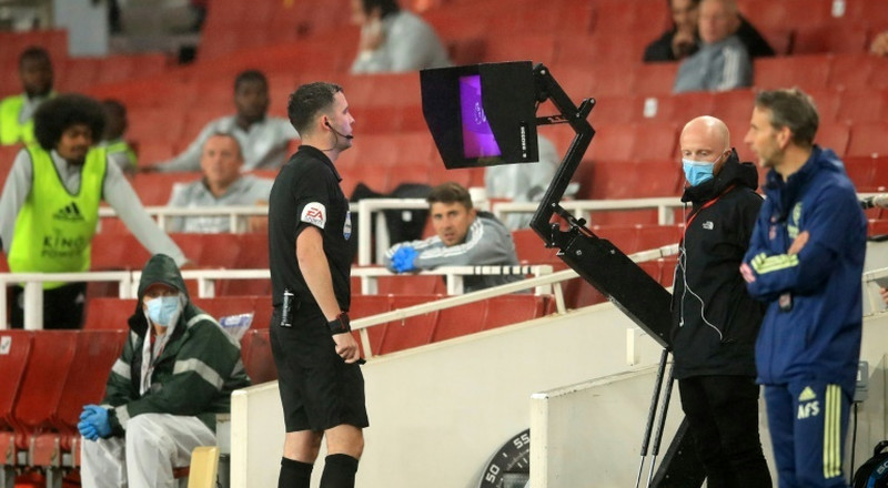 Arsenal boss Arteta bemused by VAR role in Nketiah's red card