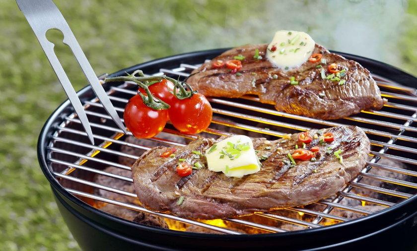 Grillowane mięso