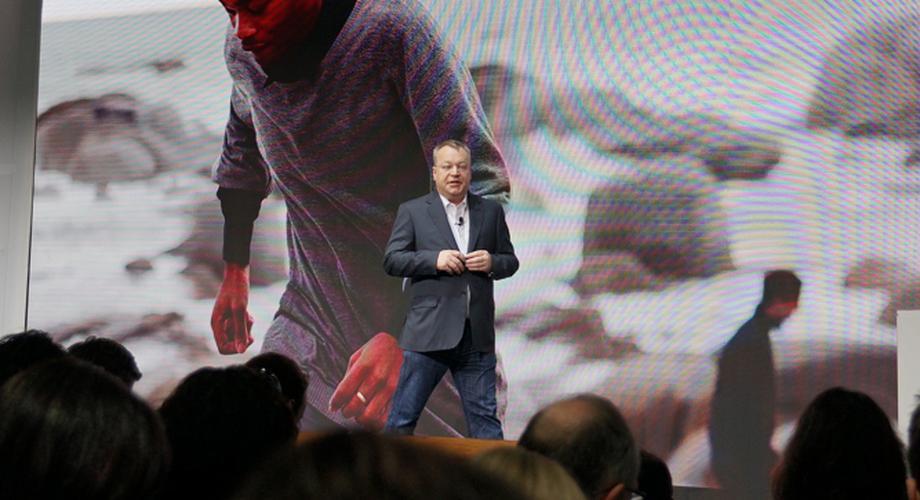 """Elop: """"Neues Flaggschiff-Lumia mit Windows 10 kommt"""""""