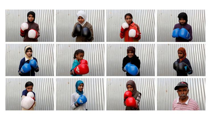 Prvi bokserski kamp za žene u Pakistanu
