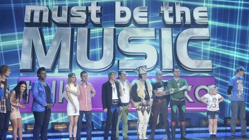 """Pierwszy półfinał na żywo """"Must be the music. Tylko muzyka"""" (fot. AKPA)"""