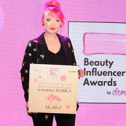 Nagrody rozdane! Oto triumfatorki Beauty Influencer Awards by Ofeminin!