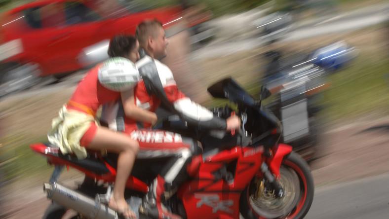 Policja rusza na wojnę z motocyklistami