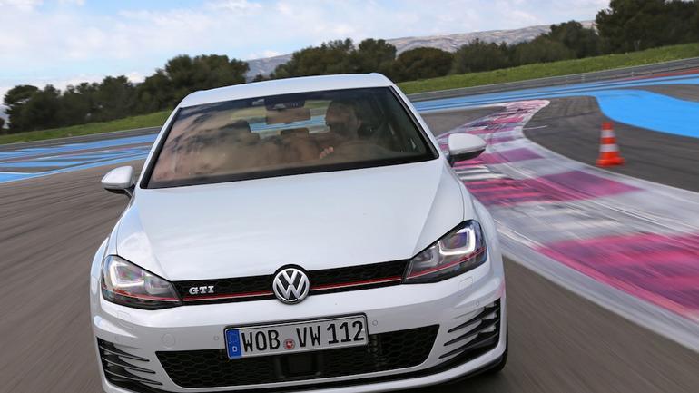 Volkswagen Golf VIII GTI