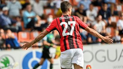 Inter's dramatic draw with Atalanta allows Milan to stay stop after Maldini magic