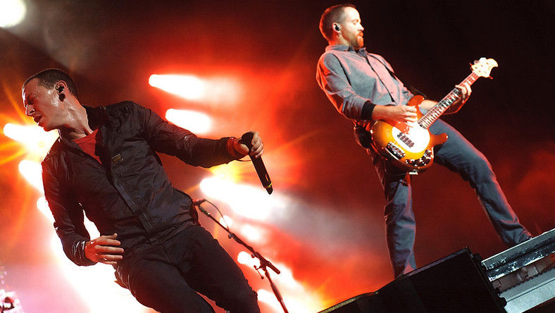 Linkin Park na Orange Warsaw Festival 2012