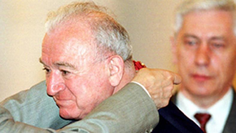 Nowy szef rosyjskiej piłki ma... 83 lata