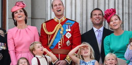 Charlotte i George skradli show na urodzinach królowej