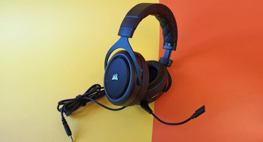 Gaming Headset Corsair HS50 im Test: heiße Ohren