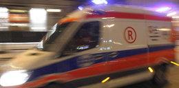 Opel uderzył w forda