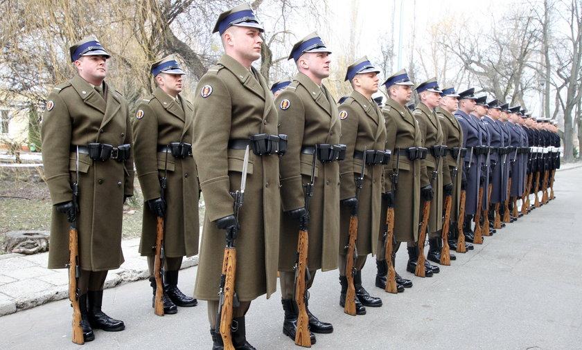 Kompania reprezentacyjna Wojska Polskiego