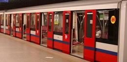 Dramat w warszawskim metrze. Zamknięto jedną ze stacji