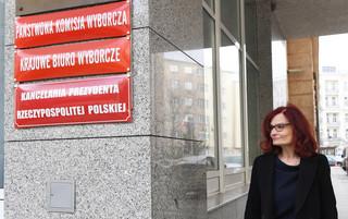 Szef PKW: Uznaliśmy, że Magdalena Pietrzak spełnia nasze oczekiwania na szefa KBW