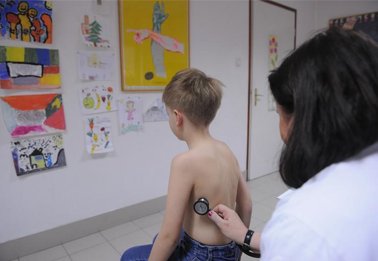 Pregled kod lekara