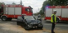 Poważne zderzenie w Opolu. Są ranni