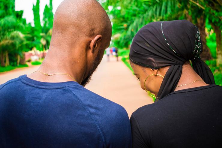 Nigerija, muškarac, žena
