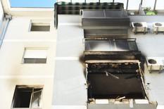 Eksplodirao stan u ulici Petra Drapšina u Novom Sadu
