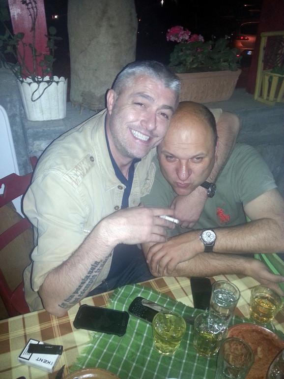 Predrag Danilović i Branko Filipović