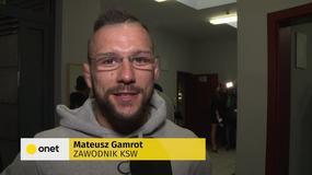 Mateusz Gamrot: jestem lepszym zawodnikiem