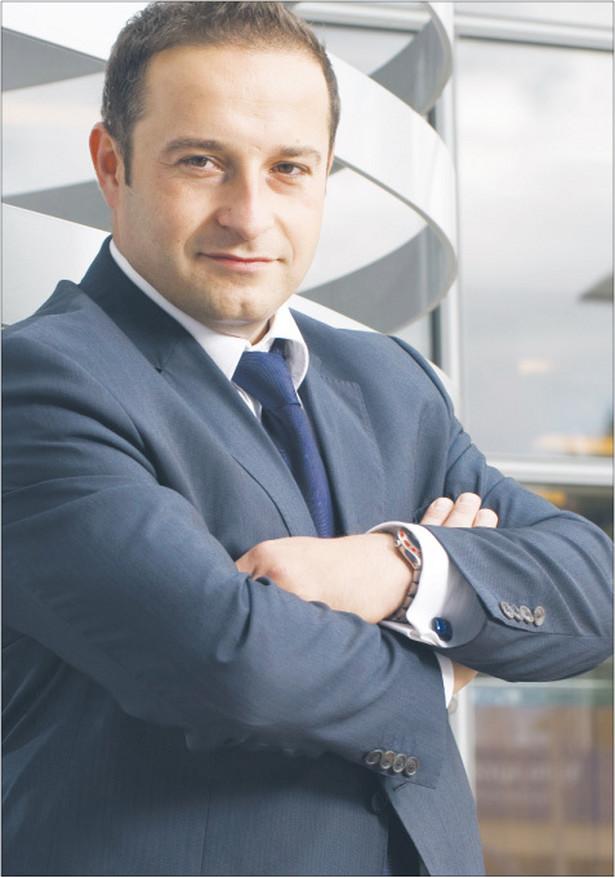 Krystian Bestry, dyrektor zarządzający Infosys BPO Europe Fot. Arch.