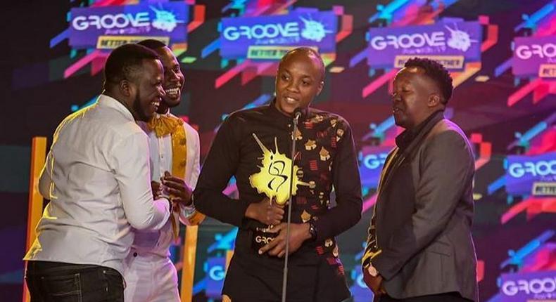 List of winners of Groove Awards 2019
