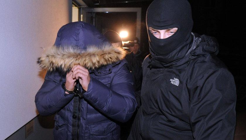 Ochroniarze podejrzani
