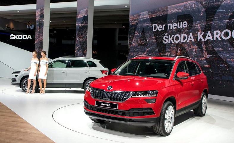 Skoda Karoq już w Polsce. Nowy SUV już w najtańszej wersji ...