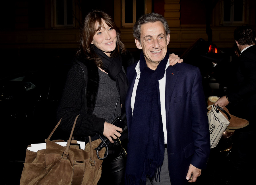 Nicolas Sarkozy, Carla Bruni / GettyImages / Europa Press Entertainment / Contributor