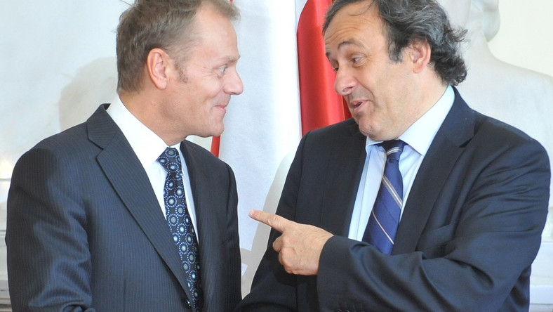 Tusk po spotkaniu z Platinim: Damy radę