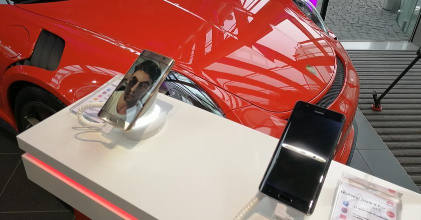 Polska premiera smartfonów Huawei Mate 9 Pro i Mate 9 Porsche Design