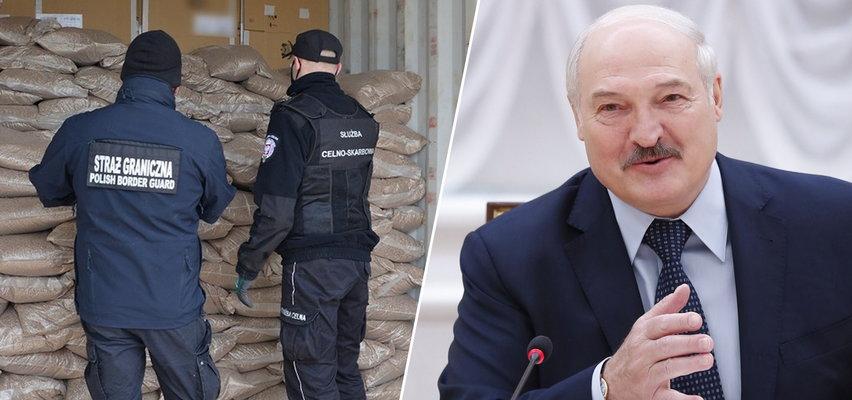 Łukaszenka zalewa Polskę fałszywymi papierosami. To proceder wart miliardy złotych