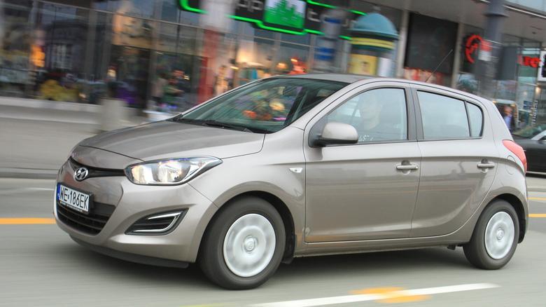 Hyundai i20 to typowy przedstawiciel segmentu B.