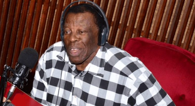 Leonard Mambo Mbotela appeals for help to settle Sh1.1 million hospital bill
