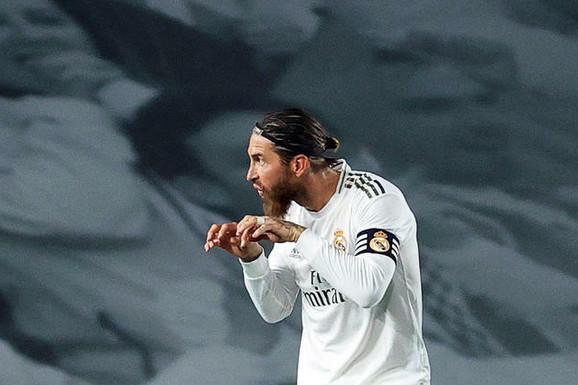 LUKA JOVIĆ ZAKUCAN ZA KLUPU, OVAJ POTEZ ZIDANA GOVORI SVE O SUDBINI SRBINA Real Madrid preživeo najtežu prepreku do kraja Primere, Serhio Ramos heroj kraljevića!