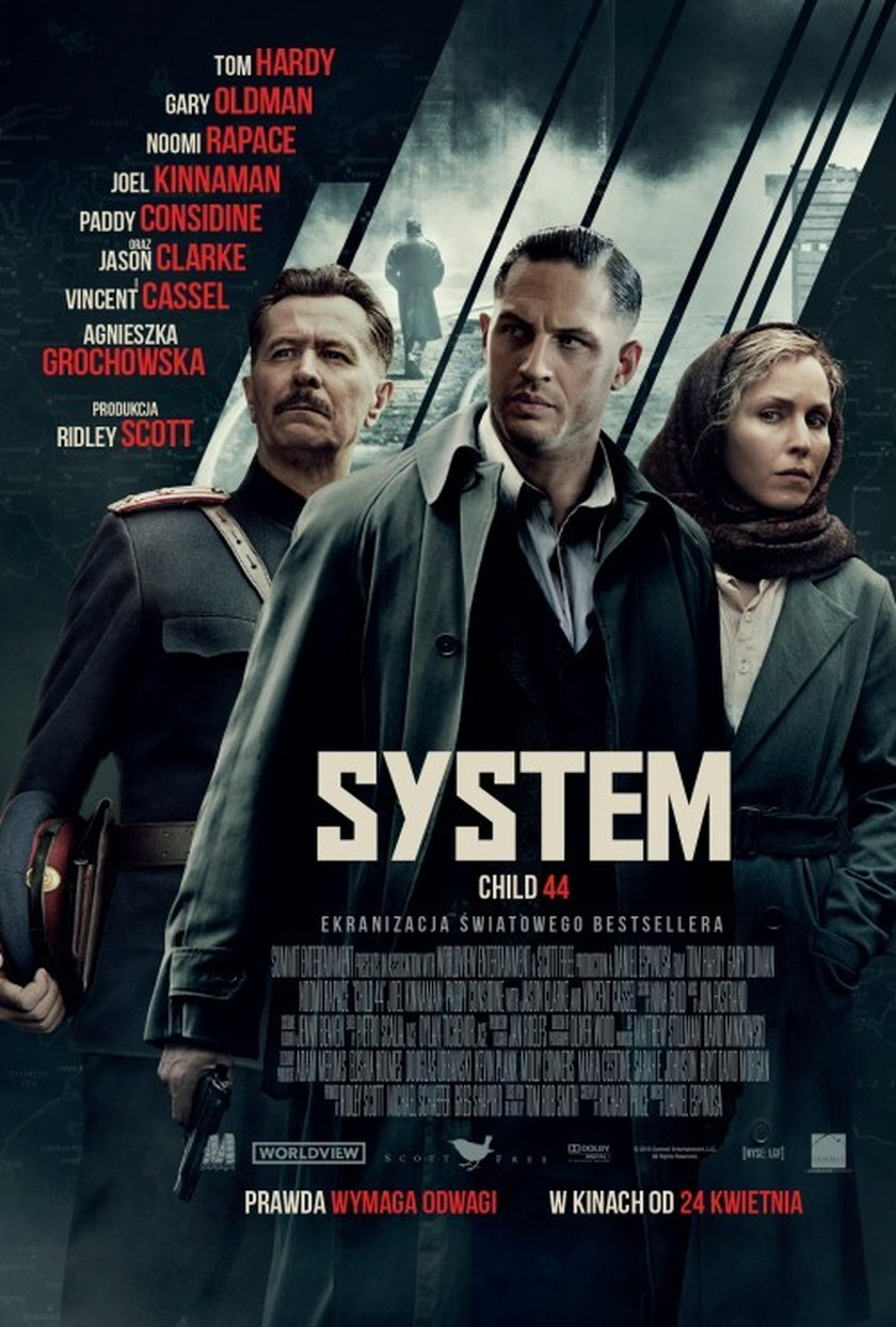 "Mamy dla Was bilety na film ""System"""