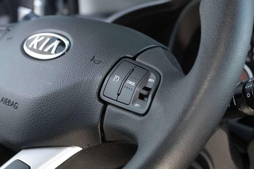 Kia Sportage: SUV dla niewymagających