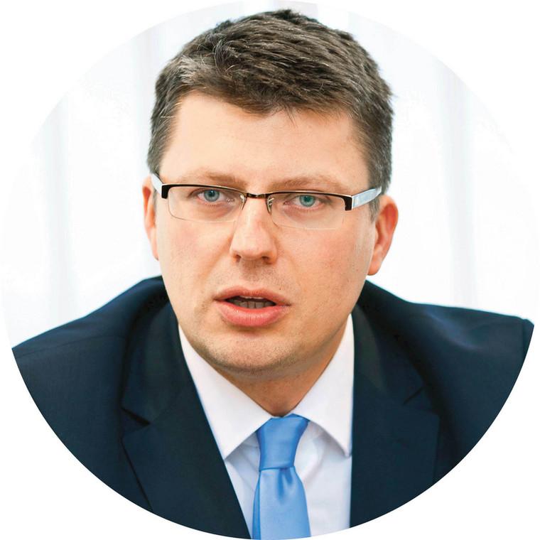 prof. Marcin Warchoł wiceminister sprawiedliwości