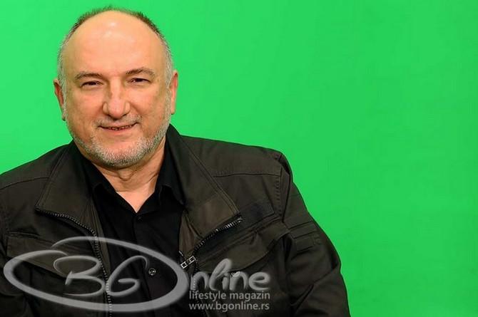 Psihoterapeut Zoran Milivojević