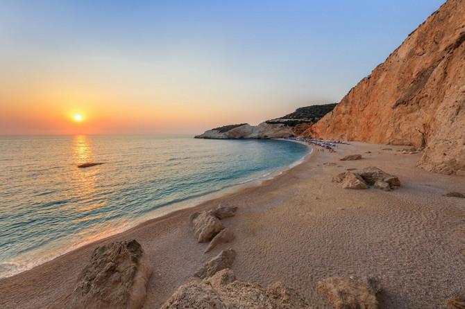 Plaža Porto Kaciki, Lefkada