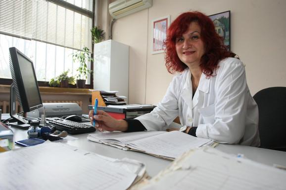 Dr Đurić: Dnevno pregleda i po 50 pacijenata