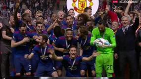Radość zwycięzców! Tak się bawi Mourinho i jego ludzie