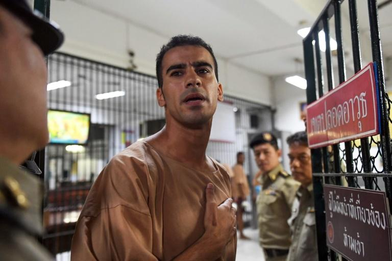 Hakeem al-Araibi was detained in Thailand on November 27 while on honeymoon
