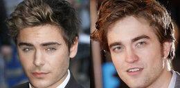 Efron nie lubi Pattinsona